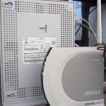 RV-S340NEからWHR-G54Sで無線LAN接続