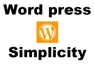 wordpresssimplicity