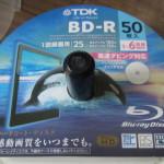 激安!TDK BD-R 25GB50枚パック×2